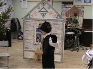 Репетиция перед показом
