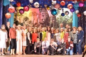 Сольный концерт для воспитанников школы –интерната г.Слободского и делегации из Соединенных Штатов Америки.