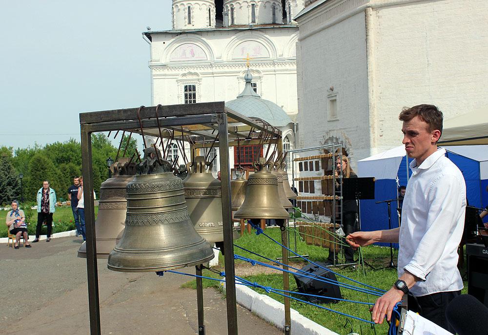 В Кирове прошел фестиваль колокольных звонов